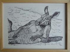 Caneta sobre papel com muldura (21x29,7) 65 Pen on paper with frame(21x29,7) 65