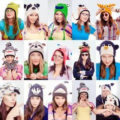Photoshoot of our eyewear and SNOUTBOOM hats. #okvision #frames #fun