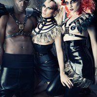 Gallery - Cyberesque.de   Ravishing fashion handmade in Berlin