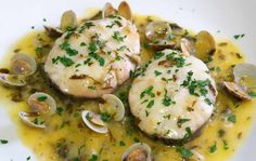Fish Recipes, Seafood Recipes, Cooking Recipes, Healthy Recipes, Portuguese Recipes, Portuguese Food, Spanish Food, French Food, Potato Salad