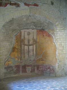 House of the skeleton at Herculaneum by lithics50, via Flickr