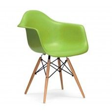 The Eames DAW is of high quality, inspired b Charles and Ray Eames. Its highly stylish, functional and comfortable. A-shell inspired plastic shell seat. This chair provides various seating positions which are comfortable for the human body.