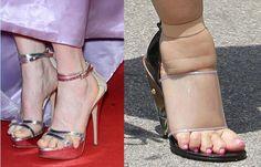 Horror shoes, wear them it's a danger!