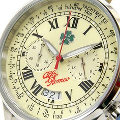 Alfa Romeo Vintage Chronograph Watch