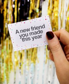 Pass the time until midnight with our free printable NYE party game.
