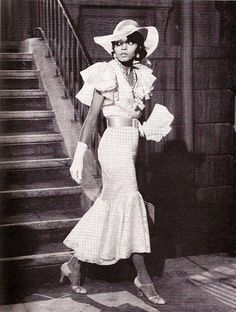 "Diana Ross in ""Lady Sings The Blues"""