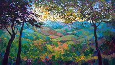 Erin Hanson Prints - Buy Contemporary Impressionism Fine Art Prints Artist Direct from The Erin Hanson Gallery