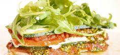 Prueba la versión saludable de este plato tan tradicional completamente hecho de vegetales y sin utilizar cocción.