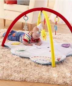 Baby Playmats & Gyms | Nursery Games Mothercare UK