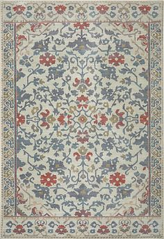 "Machine Made Traditional Rugs & Oriental Rugs ""PACIFICA"" with Ivory - Beige color. Traditional Area Rugs, Machine Made Rugs, Rug Store, Rug Cleaning, Modern Colors, How To Clean Carpet, Throw Rugs, Beige Area Rugs, Oriental Rug"