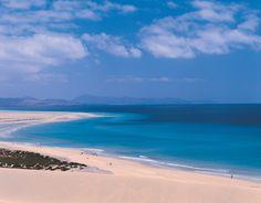 Hotels in Fuerteventura, Canary Islands - Playa de Corralejo - Riu Palace Tres Islas - ClubHotel Riu Oliva Beach