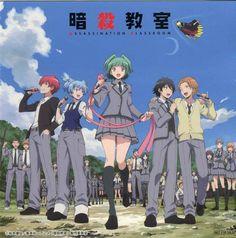 Ansatsu Kyoushitsu (Assassination Classroom) OST http://www.animes-mangas-ddl.com/2015/02/ansatsu-kyoushitsu-assassination-classroom-ost.html
