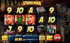 Miten ylättävä viellä kerran sukeltaa lämpiin Spider Man maailmaan! #Playtech kolikkopeli Spider Man: Attack Of The Goblin kertoo meille uuden hämähäkin seikkaustarinan.