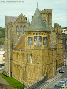 the south tower, aberystwyth university old college, aberystwyth, ceredigion Aberystwyth, Cymru, Single Life, Places Of Interest, Small World, British Isles, Cityscapes, London England, Great Britain