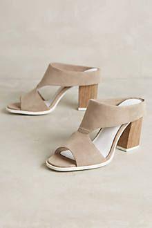 Spring 2016 Shoe Trend: Block Heel (Seychelles Detour Mules) www.lovekrystle.com