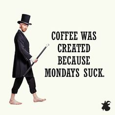 Anyone else feels like this is actually why coffee was created?