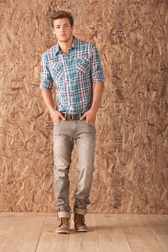 AMERICANINO JEANS - MEN - JEANS PARA HOMBRE
