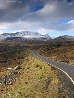 Maaruig, Isle of Harris, Outer Hebrides, Scotland Scotland Trip, Scotland Travel, Camping Outdoors, Outdoor Camping, Isle Of Harris, West Coast Scotland, Outer Hebrides, Scottish Castles, Highlanders