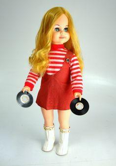 Boneca Candy - Estrela - Brasil - 70's