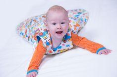 Baby Schlafsack nähen Tutorial