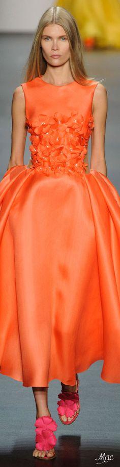 #Farbbberatung #Stilberatung #Farbenreich mit www.farben-reich.com Spring 2016 Ready-to-Wear Angel Sanchez