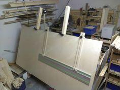eigenbau vertikale plattens ge materialwagen werkzeug pinterest vertikal werkstatt und. Black Bedroom Furniture Sets. Home Design Ideas