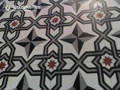 Unique Handmade Cement Tiles www. Cement Tiles, Home Deco, Quilts, Blanket, Patterns, Unique, Handmade, Block Prints, Hand Made
