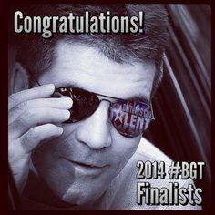Britain's Got Talent, Mirrored Sunglasses, Mens Sunglasses, Simon Cowell, News, Live, Men's Sunglasses