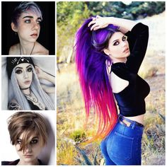 EMO Hairstyles for Girls for 2017