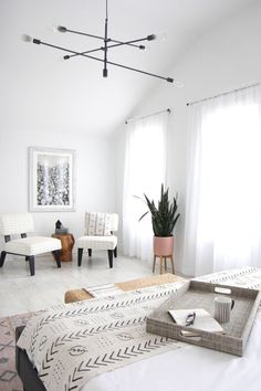 14 Modern Bohemian Bedroom Inspiration. Do You Like The One With Plant? - modern bohemian bedroom, modern bohemian bedroom decor, bohemian bedroom, bohemian bedroom decor, bohemian bedroom ideas, bohemian bedroom furniture, bohemian bedroom set, bohemian
