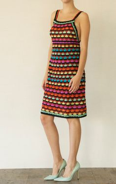 MISSONI  DRESS @Michelle Flynn Coleman-HERS