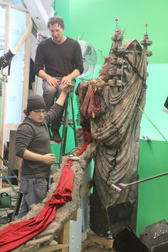LESSONS LEARNED: A Practical Puppet Short Film by Toby Froud » Post Production a Go-Go — Kickstarter can't wait for this