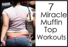 7 Miracle Muffin-Top Workout