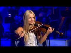 """CELTIC WOMAN ~ """"Don Oíche Úd i mBeithil"""" (""""That Night in Bethlehem"""").  Never heard this song before, but it's hauntingly beautiful, especially in the original Celtic!  Méav Ní Mhaolchatha, Chloë Agnew, Máiréad Nesbitt (violin)  and Órla Fallon (harp)."""