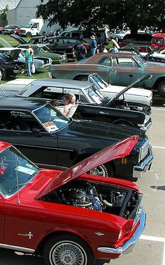 Canfield Swap Meet >> 1000+ images about Car Shows on Pinterest | Classic cars ...