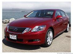 2009 Lexus GS 450h Review