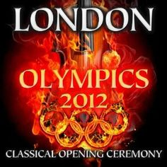 London Olympics 2012 - Classical Opening Ceremony. LOVE this! ♥ $8.99