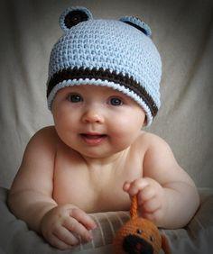 vauvan pipo virkattu - Google-haku