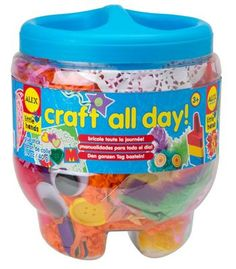 Other guideline ALEX Toys Little Hands Craft All Day for Christmas Gifts Idea Sale Toy Craft, Craft Stick Crafts, Crafts For Kids, Arts And Crafts, Craft Sticks, Popsicle Sticks, Rainy Day Activities, Craft Activities, Preschool Ideas