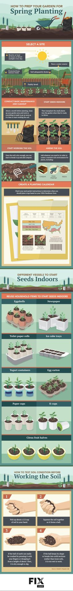 Learn how preparing your garden for spring planting will make all the difference to your harvest yields this year!