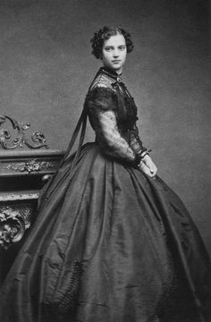 Dagmar of Denmark, later Empress Marie Feodorovna of Russia  http://www.gogmsite.net/