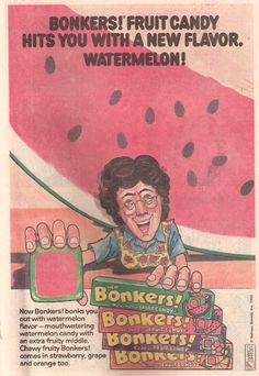 Bonkers I loved these. wish they would bring them back