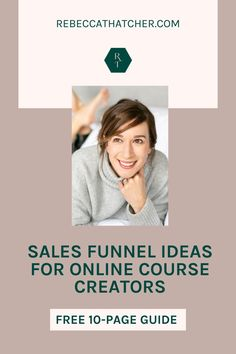 Discover how to turn those dream leads and subscribers into customers within minutes! These are 5 funnels that you can create to grow your list and sell your digital products or online courses with ease. A funnel is a step-by-step system that guides your ideal customer on a journey, from prospect, to purchase – and this FREE guide includes 5 strategies to get you started! Download your copy. #CoachingBusiness #Tips #DigitalMarketing It Works Marketing, Sales And Marketing, Online Marketing, Digital Marketing, Business Entrepreneur, Business Tips, Online Business, Tips Online, Online Work