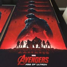 Avengers, Age of Ultron by Marko Manev
