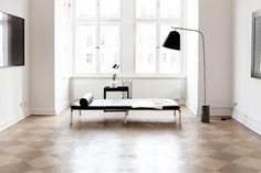 fantastic frank, Greifswalder strasse 207, interiors, home, apartment, sunday sanctuary, oracle fox, Minimalist Apartment, Bright, Living Room