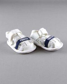 Sandalias de tela (talla 1 mes) 6,40€ http://www.quiquilo.es/bebe-nino/2455-sandalias-de-tela.html