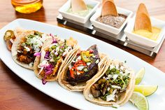 Tacolicious - 4 Locations in SF (Chestnut St, Valencia St daily, 11:30 a.m. to midnight, Ferry Building, NorthBeach) and 1 in Palo Alto Lunch & Dinner