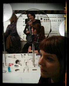 Paloma Silla (Destaca-te) en fiesta Etnia Cosmetics Valencia 2014 primavera verano