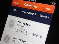Restaurant Management App