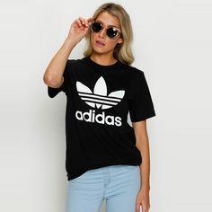 Adidas Originali Sos Trifoglio Tennis Ragazzo Trovato Sul Trifoglio Sos Tee (40) e7ca66